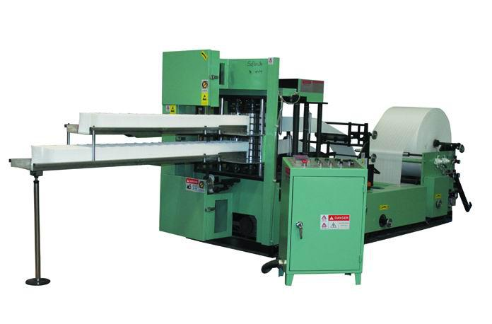 2 Lanes Facial Tissue Paper Machine