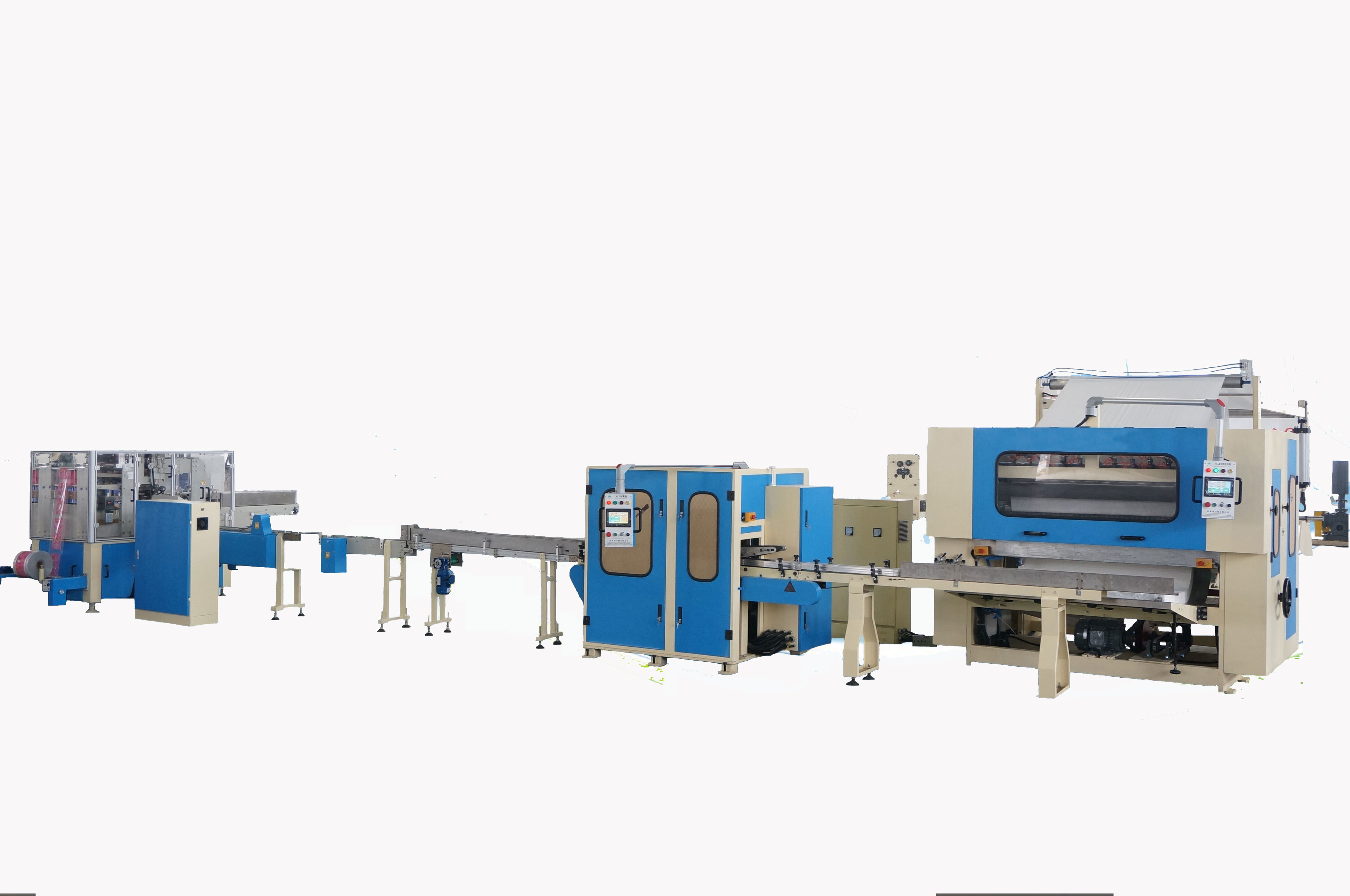 YY Facial Tissue Production Line