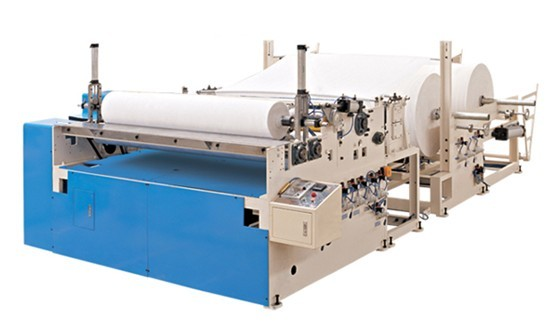 YY-JRT Jumbo Roll Slitting and Rewinding Machine