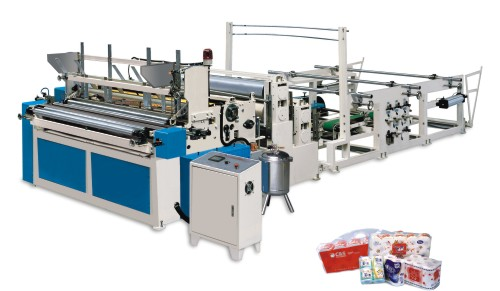 YY-E Toilet Paper Machine
